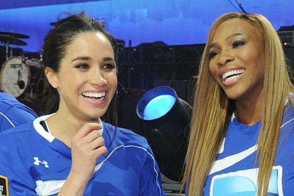 Serena Williams may have accidentally revealed the gender of baby Sussex
