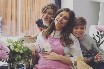 Stacey Solomon gets honest about picking a baby name