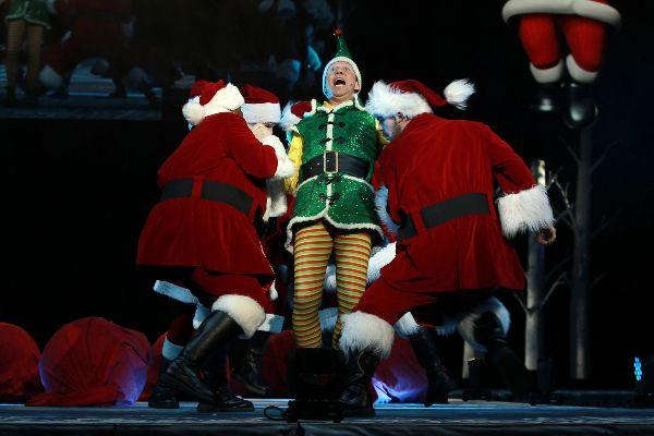 Elf- a Christmas Spectacular is coming to Dublin