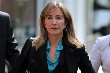 I am ashamed: Felicity Huffman pleads guilty in college admission scandal