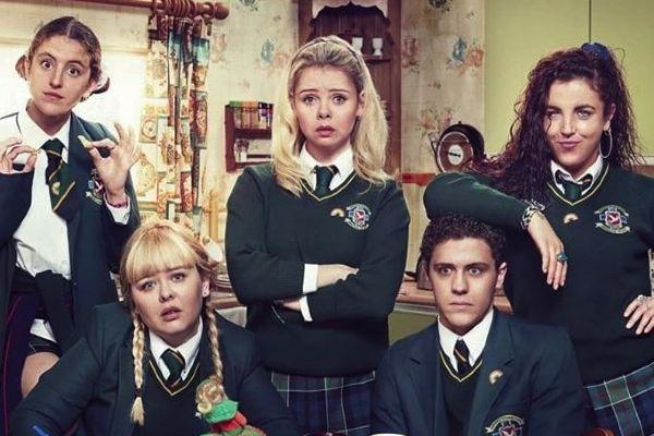 The finale of Derry Girls is on tonight and you cant miss it