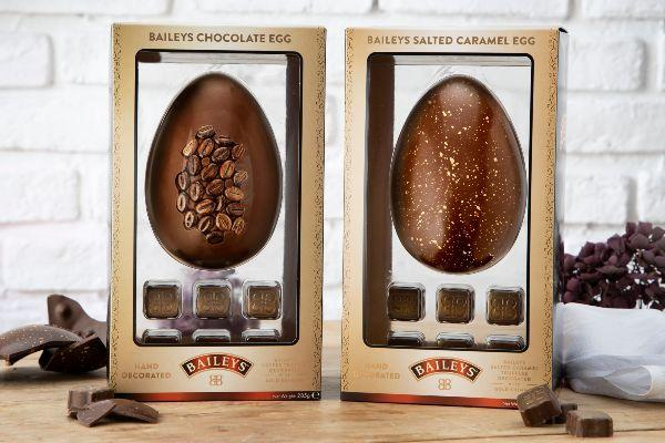 Baileys and Guinness lovers, you can now get Easter Eggs in this flavour