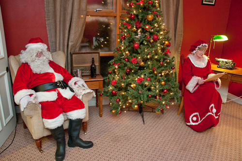 Kildare: Santas Magical Trail