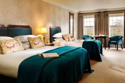 A home away from home: The Ballygarry House Hotel is the dream staycation spot
