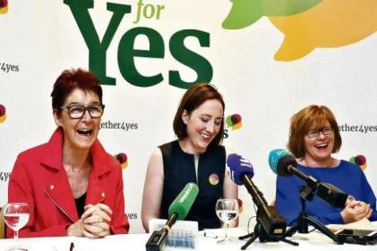 Together For Yes activists named in Times 100 most influential list