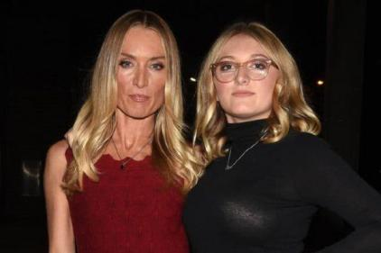 Victoria Smurfit to leave US after gunman targets daughters school