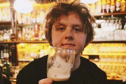 Lewis Capaldi announces 3Arena gig for next year