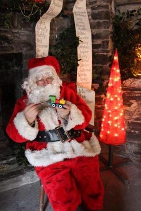 Meath: Causey Farm Christmas experience