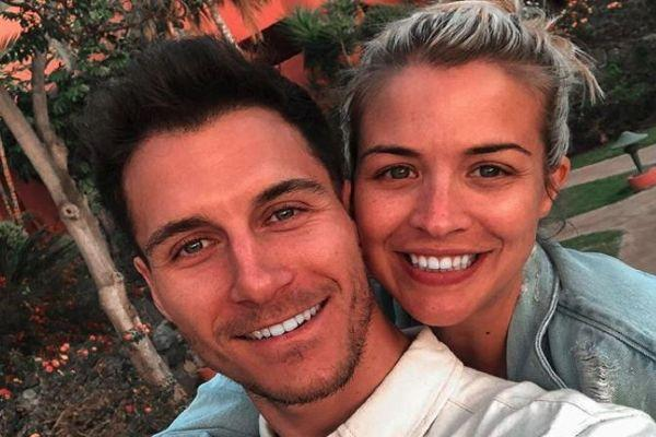 Excited for whats to come: Gemma Atkinson reveals her due date