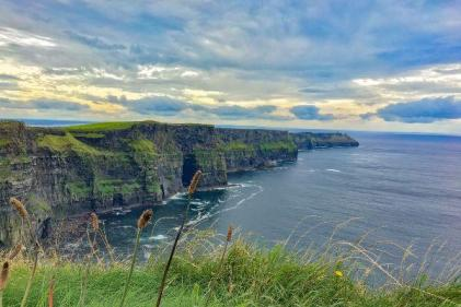 How being on the West Coast of Ireland improves my mental health as a mum