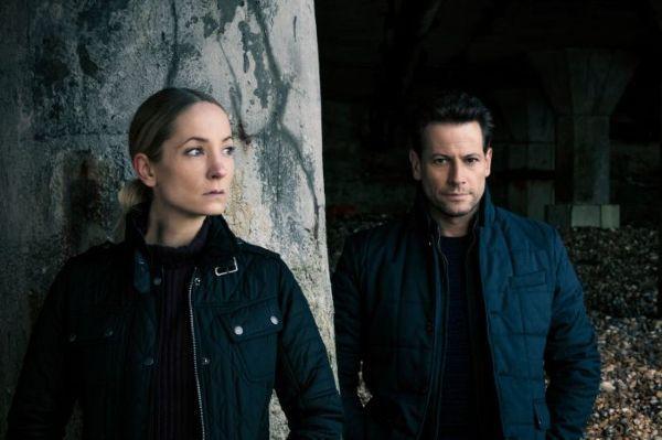 First look photos: Joanne Froggatt and Ioan Gruffudd begin filming Liar series two