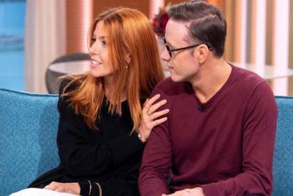 Its official: Stacey Dooley shares sweet snap with boyfriend Kevin Clifton