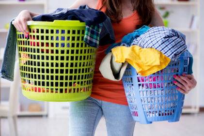 You wont BELIEVE the amount of laundry Irish households do every week