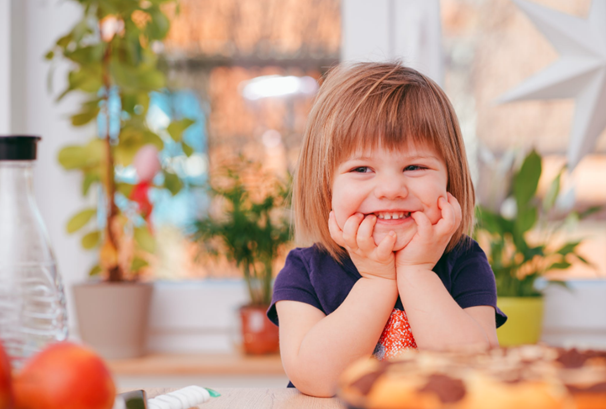 Fussy eaters - how to get your little one eating a great diet