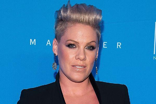 Ashamed: Pink reveals that she suffered a heartbreaking miscarriage at 17