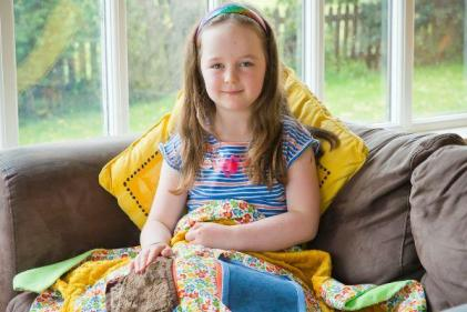 This blanket can help relieve anxiety for people with sensory processing difficulties