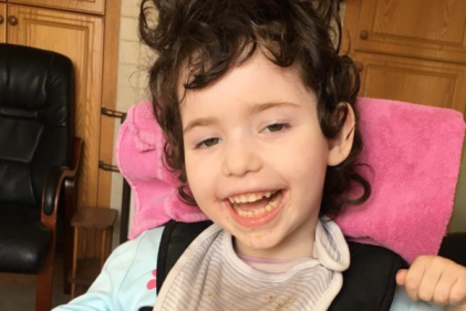 GoFundMe set up to help 6-year-old Tina Ronan access much-needed facilities