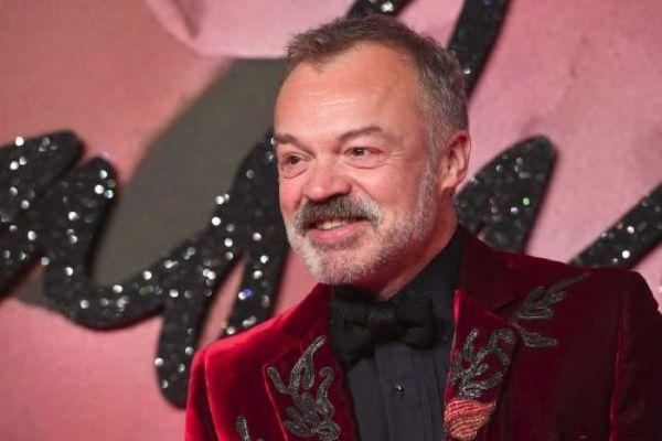 The line-up for tonights Graham Norton Show is too good