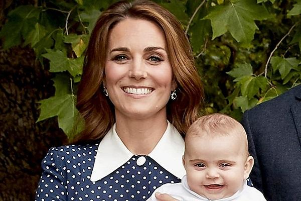 Prince Louis has reached another special milestone, Kate reveals