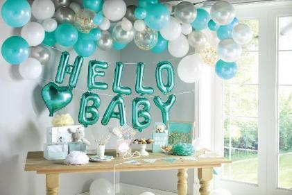 Lets party! Aldi are releasing the most affordable baby shower decorations