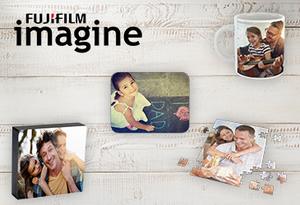 WIN a €200 FUJIFILM voucher this Fathers Day!