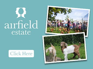 WIN a family annual pass for Airfield Estate!