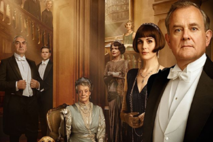The Downton Abbey movie trailer is out and Maggie Smith steals every scene