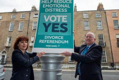 Minister Josepha Madigan on why you need to vote yes in Divorce Referendum