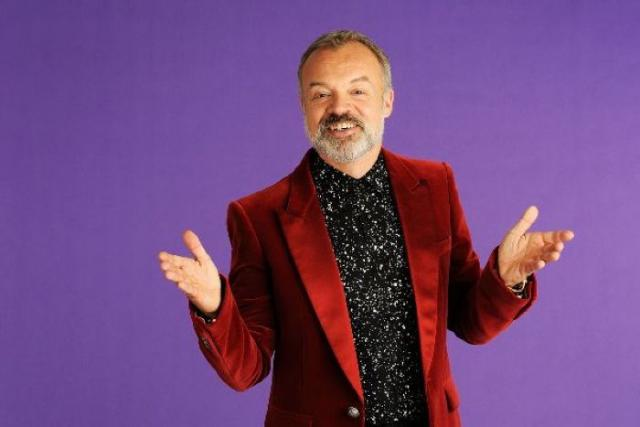 The line-up for this weeks Graham Norton Show is too good to miss