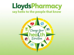 Change Your Health Direction by joining our LloydsPharmacy Mums Say Trial