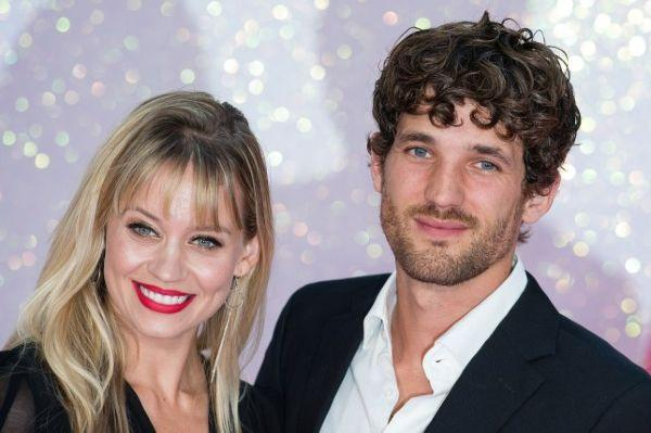 A surprise: Kimberly Wyatt expecting third child with husband Max Rogers