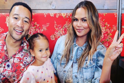 Chrissy Teigen was embarrassed to be suffering from postnatal depression