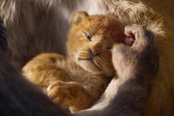 Disneys The Lion King releases incredibly realistic posters of main characters