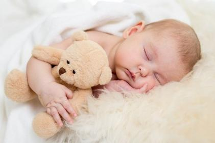 Leaving babies to cry at night helps them to sleep better, parents are advised