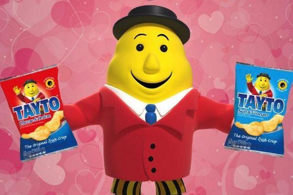 Tayto has announced a National Tayto Day and Coppers launch party