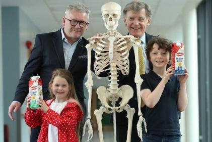 Research programme launched to explore Irelands Vitamin D levels and bone health