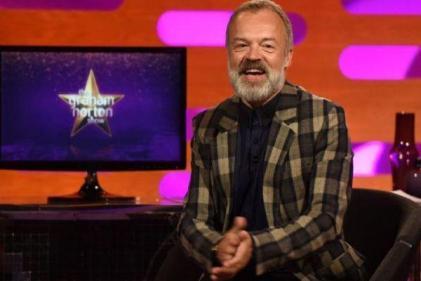 Tonights Graham Norton Show line-up is unmissable