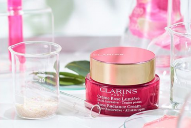 Beauty Product of the Week: Clarins Rose Radiance Cream gives back your glow