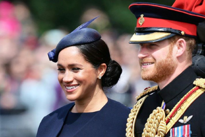 The Duchess of Sussex makes her first public appearance since welcoming Archie