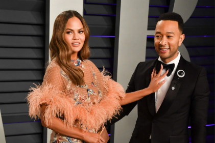 It hurts every time: Chrissy Teigen responds to a fan asking if shes pregnant