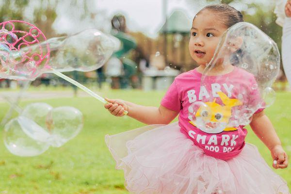 6 ways to keep it green at your little one's party