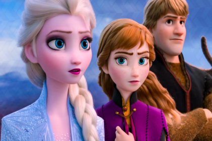 Disney releases new Frozen 2 trailer featuring a darkly enchanted world