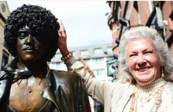 Thin Lizzy frontman Phils mum Philomena Lynott has died aged 88