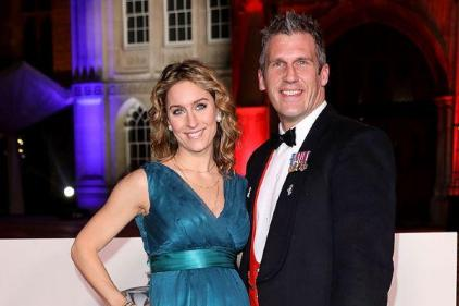Congrats! Olympic gold medallist Amy Williams welcomes a baby boy