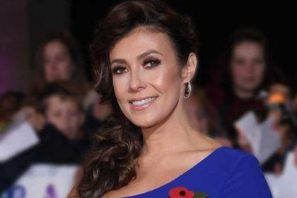 Kym Marsh reveals her grandsons name - and it has a special meaning to her