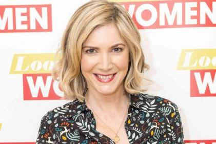 That yearning: Lisa Faulkner candidly talks fertility struggles and adoption