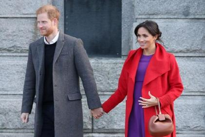Meghan and Harry set a date for baby Archies christening