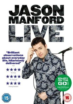Jason Manford Live 2011