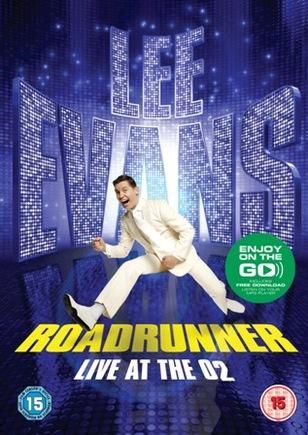 Lee Evens RoadRunner Live at the O2