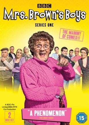 Mrs Browns Boys Series One